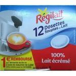 Offre de Remboursement (ODR) Régilait : Dosettes souples Remboursées 1 € en Bons d'achat - anti-crise.fr