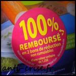 Offre de Remboursement (ODR) Petits Coraya Sauce Tartare en 2 Bons d'Achat - anti-crise.fr