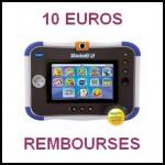 Offre de Remboursement V-Tech : 10€ remboursés sur Storio 3 + Power Pack - anti-crise.fr