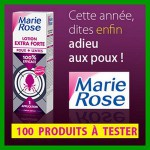 Test de Produit Beauté Test : Lotion Extra Forte poux + lentes de Marie Rose - anti-crise.fr