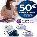 odr - offre de remboursement 50 euros sur centrale perfectcare philips