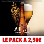 odr - offre de remboursement shopmium pack de biere Affligem a 2 euros 50