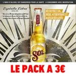 odr - offre de remboursement shopmium pack de biere sol a 3 euros