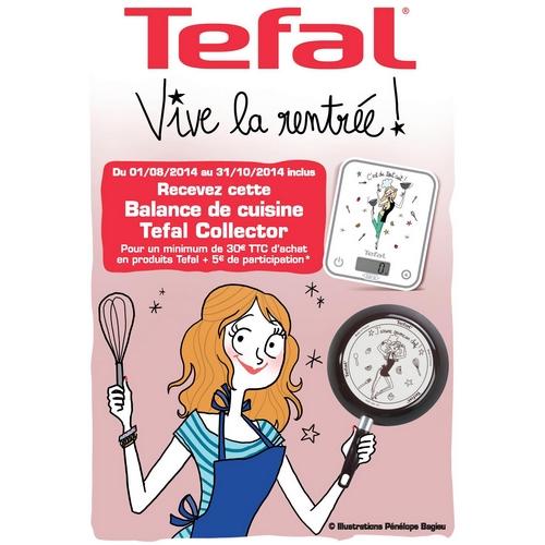 Bon plan t fal balance de cuisine 5 - Balance de cuisine tefal ...
