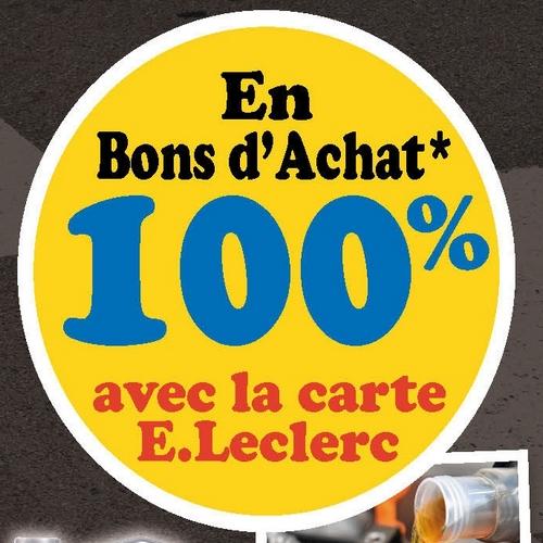 19 Produits 100 Remboursés En Bon Dachat Chez Leclerc Le