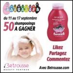 Tirage au Sort Betrousse & Générik sur Facebook : Shampoing Barbapapa à Gagner - anti-crise.fr