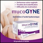 Test de Produit Beauté Test : Mucogyne, gel intime à l'acide hyaluronique - anti-crise.fr