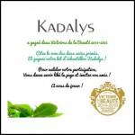 Tirage au Sort Kadalys sur Facebook : Votre kit d'échantillons à Gagner - anti-crise.fr