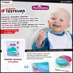 Test de Produit Intermaché sur Facebook : Assiette ventouse anti-glisse Pommette - anti-crise.fr