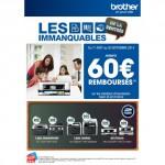 Offre de Remboursement (ODR) Brother : Jusqu'à 60 € sur les solutions d'impression Laser ou Jet d'Encre - anti-crise.fr