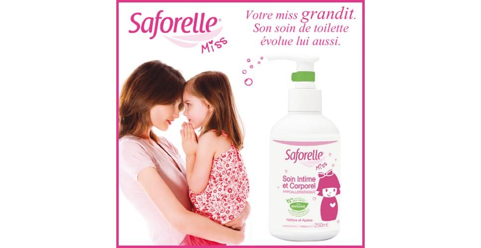 Kết quả hình ảnh cho saforelle soin intime et Corporel