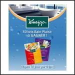 Tirage au Sort Bio Addict : Lots Bain Plaisir Kneipp à Gagner - anti-crise.fr