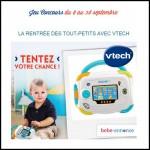 Instants Gagnants Confidentielles : Des jouets V Tech à Gagner - anti-crise.fr