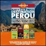 Tirage au Sort Alter Eco sur Facebook : Un voyage au Pérou à Gagner - anti-crise.fr