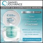 Test de Produit Beauté Addict : Crème Oxygénante Jour et Nuit Eclacéane de Daniel Jouvance - anti-crise.fr