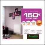 Offre de Remboursement (ODR) Sauter : Jusqu'à 150 € sur les Radiateurs - anti-crise.fr