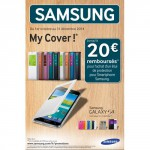Offre de Remboursement (ODR) Samsung : Jusqu'à 20 € sur les Etuis de Protection de Smartphone - anti-crise.fr