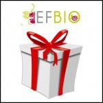 Tirage au Sort EFBIO Cosmétiques sur Facebook : Lot de beauté et de soins naturels - anti-crise.fr