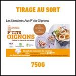 Tirage au sort 750 g : 1 Dîner Gastronomique réalisé par un chef à domicile pour 4 personnes - anti-crise.fr