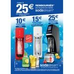 Offre de Remboursement (ODR) Sodastream : Jusqu'à 25 € sur les machines - anti-crise.fr