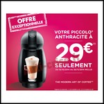 Offre de Remboursement (ODR) Krups : Votre Machine Piccolo Anthracite à 29 € - anti-crise.fr