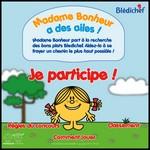 Concours à Scores Blédina sur Facebook : kit vaisselles pour bébé Petitjour aux couleurs de M. Mme à Gagner - anti-crise.fr