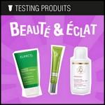 Test de Produit Pharmacie Lafayette : Beauté & Eclat - anti-crise.fr