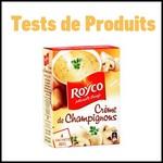 Tests de Produits : Crème de champignons de Royco - anti-crise.fr