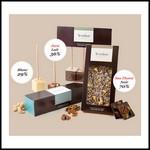 Test de Produit Sampleo : Composition personnalisée de chocolats artisanaux Acadine Chocolat - anti-crise.fr