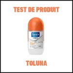 Test de Produit Toluna : Déo Bille Dermo Anti-traces blanches for Men de Sanex - anti-crise.fr