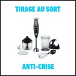 Tirage au Sort Anti-Crise : Un Mixeur Powermaxx Bosch à Gagner - anti-crise.fr