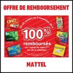 Offre de Remboursement (ODR) Mattel : Votre 2ème Jeu 100 % Remboursé - anti-crise.fr