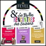 Tirage au Sort Feyel : Séjour pour 2 Personnes à Strasbourg à Gagner - anti-crise.fr