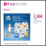 Offre de Remboursement (ODR) Shopmium : Canard® Fresh Disc® Boîtiers - 2 parfums à 1,50 € - anti-crise.fr