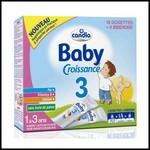 Test de Produit Famili : Dosettes de poudre de lait Candia - anti-crise.fr