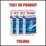 Test de Produit Toluna : Dentifrice Teraxyl - Pro Electric - anti-crise.fr
