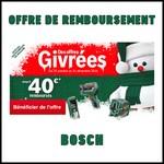 Offre de Remboursement (ODR) Bosch : Jusqu'à 40 € sur Instrument de Mesure - anti-crise.fr