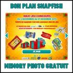 Bon Plan SnapFish : Votre Memory Personnalisé Gratuit - anti-crise.fr