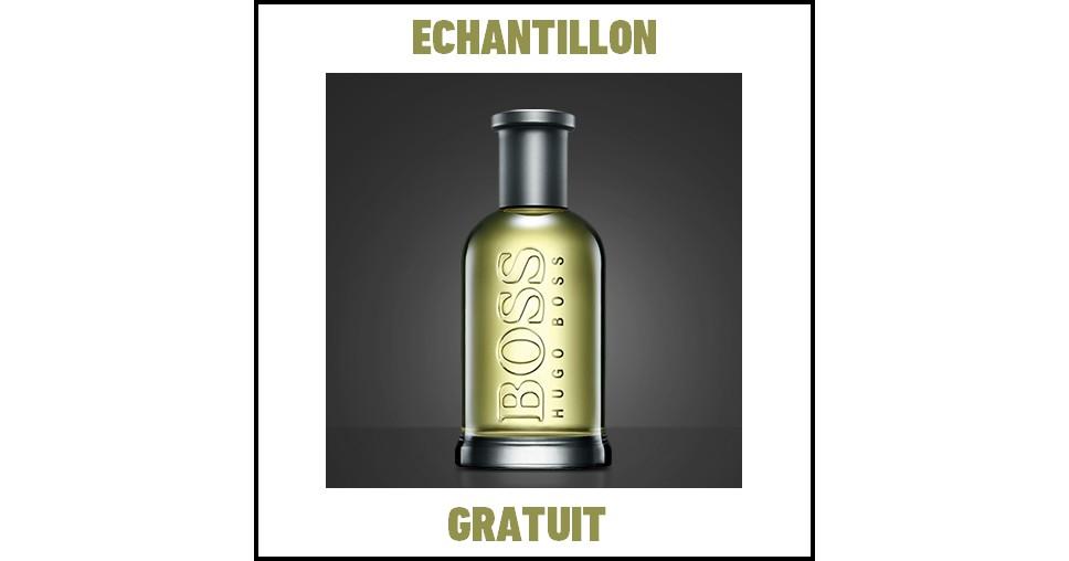 Echantillon Gratuit Hugo Boss : Botttled pour Homme - anti-crise.fr