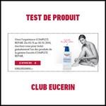 Test de produit Eucerin : Produit de la gamme Complete Repair - anti-crise.fr