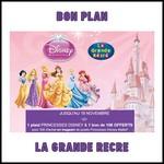 Bon Plan La Grande Récré : 1 plaid Princesses Disney & 1 bon de 10€ Offerts pour 35 € d'Achats Princesses Disney Mattel - anti-crise.fr