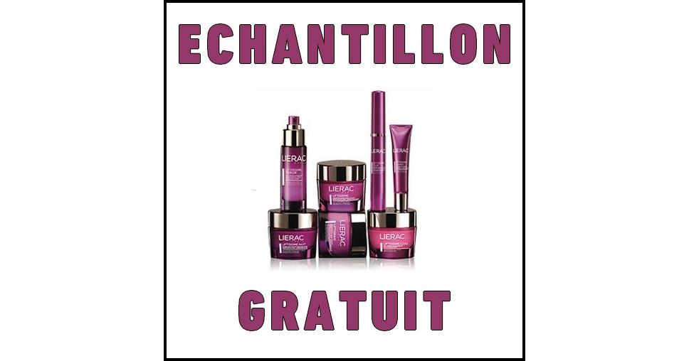 Echantillon Gratuit Lierac : Votre dose d'essai Liftissime - anti-crise.fr