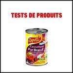 Tests de Produits : Cannelloni pur boeuf de Zapetti - anti-crise.fr