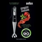 Offre d'Essai (ODR) Braun : Mixeur Satisfait ou 100 % Remboursé - anti-crise.fr