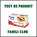 Test de Produit Famili Club : Tisane d'Allaitement Picot - anti-crise.fr