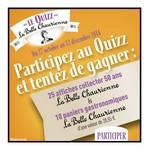 Tirage au sort Facebook La Belle Chaurienne Paniers gastronomiques à gagner ! 2
