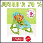 Bon Plan Showroom Privé : Jusqu'à 70 % sur Mattel & Fisher Price - anti-crise.fr
