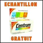 Echantillon Gratuit Centrum : Un Mois de Cure Offert - anti-crise.fr