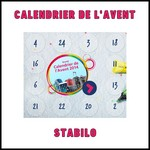 Calendrier de l'Avent Stabilo - anti-crise.fr