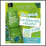 Tirage au Sort Bio Addict : Huile d'olive bio Nouvelle Récolte 2014 Emile Noël à Gagner - anti-crise.fr
